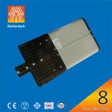 100W cubierta solar al aire libre del alumbrado público del poder más elevado LED