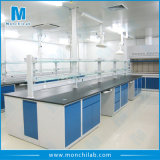 Wissenschafts-Labormöbel-Insel-Prüftisch-Werkbank