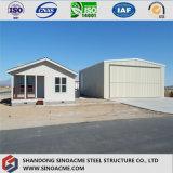 Edificio/costruzione/magazzino strutturali prefabbricati con la trave di acciaio