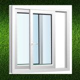 ساطع بيضاء لون إطار وحيد زجاج [بفك] نافذة