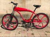 Cdh bicicletta motorizzata 26 pollici con le rotelle di magnetico, blocco per grafici del gas 2.4L, bicicletta del motore di benzina, bici degli accessori