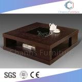 Precio barato de colores mezclados de café mesa de té de la Oficina de Recepción (CAS-CF1811)