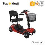 Topmedi 새로운 옥외 전기 기동성 휠체어 스쿠터 Tew031