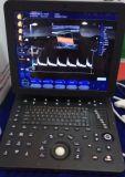 Clara imagen digital completa ecógrafo portátil con pantalla de 12''
