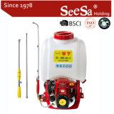 25L quatro tempos mochila Power pulverizador agrícola (SX-3WZ-6A-A)