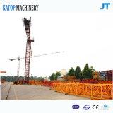 Максимальное машинное оборудование конструкции крана башни нагрузки 8t и длины заграждения 60m