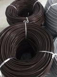Tube de silicones de qualité, boyau de silicones, chemise de silicones, pipe de silicones comme exigence de l'acheteur