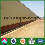 Structure en acier au Malawi l'atelier