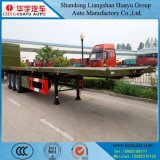 2/3/4 Axle Flatbed Seeds Trailer