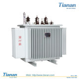 Pole Mounted Power Transmission/Distribution Transformer Step Down Oil Immersed Type Transformer