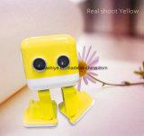 Bluetooth 스피커 로봇은 추가 기능을%s 가진 이동 전화에 의하여 더 재미있은 통제하골