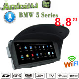 Telefone Android estereofónico de BMW 6er E63 E64 M6 DVD GPS 3G WiFi do carro antiofuscante de Carplay 8.8 ""