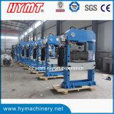Máquina de prensa de perfuração de chapa de aço hidráulico HP-100t