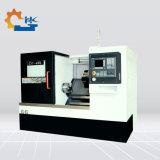 La nueva cama inclinado Universal Metal Spinning máquina de torno CNC de giro para la venta