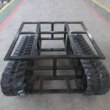 500Kgs Load-Bearing rasto de borracha HNND Chasiss (DP-250)
