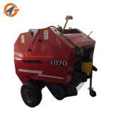 Traktor gefahrene mini runde Heu-Ballenpresse