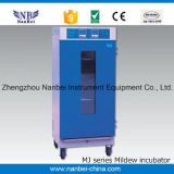 Incubadora eletrônica de termóstato eletrônico de laboratório