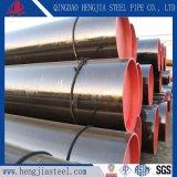 API 5L Gr. B pipeline de tubos de aço carbono sem costura