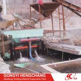 Taladradora de la plantilla de la separación del mineral de la explotación minera