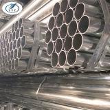 Строительных материалов ASTM A53 расписание 40 оцинкованной стали труба, Gi стальные трубы Zn покрытие 60-400/M2 с высоким качеством