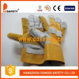 Ddsafety 2017 verstärkte lederne Handschuhe