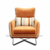As pernas de aço inoxidável Cadeira de estrutura de Lazer