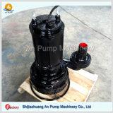 Desgaste centrífugo - bomba de secagem submergível resistente da mina de poço aberto