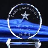 Tazza di cristallo del trofeo dei premi dell'alta società dei regali su ordine