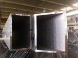 食器棚の打抜き機のための二重ヘッドアルミニウムプロフィール