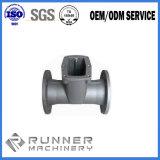 Conector del tubo del borde del bastidor de la precisión del hierro del metal de la carrocería de bombas del OEM