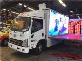Hete Kleine P8 LEIDENE van de Verkoop FAW Mobiele LEIDENE van de Vrachtwagen/van de Reclame Vrachtwagen