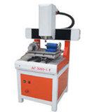 El más barato en 3D 3030 Máquina Router CNC de aluminio fundido con la tabla de tallas, de metal grabado