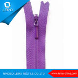 Hot Sale Ykk Quality Nylon Invisible Zipper, Girl Dress Zipper