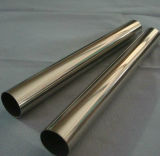 Tubo -304L del acero inoxidable con alta calidad