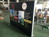 2400*H1800mm Textile Graphic Display Fabric Frame met LED Lighting