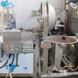 Het automatische Gas verwarmde Met een suikerlaagje bedekt Pinda Makend de Roosterende Bradende Machine van de Verwerking