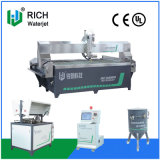 Machine de découpe à jet d'eau abrasive CNC Waterjet Marble