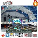 50x50m immense chapiteau polygonale de la musique de concert Tente du Festival Hall