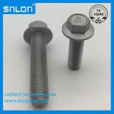 Hex Flansch-Schrauben-Schraube hochfest für Autoteile