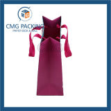 Customized Printing (CMG-MAY-024)를 가진 다채로운 Girl Dress Paper Bag