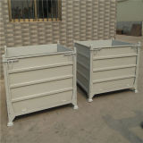 セリウムの承認の倉庫のためのFoldable貯蔵容器