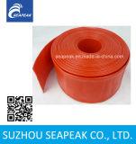 Hot Sale de grand diamètre Layflat flexible en PVC coloré