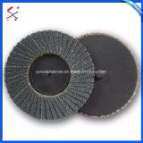 Metal와 Wood를 위한 3 인치 16 Holes Aluminum Oxide Round Abrasive Sanding Disc