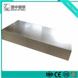 Meilleur Prix acier galvanisé et couche de zinc de tôle en acier