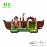Как на открытом воздухе и в помещении изысканный Cute надувные пиратских судов для детей прыжки на большое время Sunshining праздник