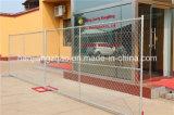 熱いすくいは私達及びカナダで使用されたチェーン・リンクの構築の塀に電流を通した