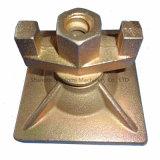 Colonne de coffrage Waler Collier plaque Dome Combi l'écrou papillon
