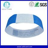 Durible doux bracelets d'un de temps Tyvek d'utilisation sur la vente en gros