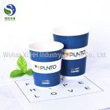 Tamanho personalizado de papel Café Takeaway descartáveis Designs Cup