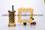 Equipos industriales controles remotos de la Radio inalámbrica F23-A++